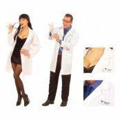 Gynekolog/Sexterapeut Maskeraddräkt - Medium