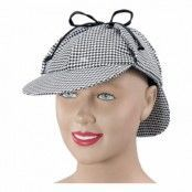 Sherlock Holmes Hatt - One size