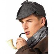 Sherlock Holmes Inspirerad Mössa