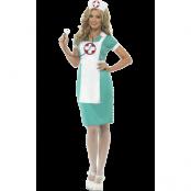 Klassisk Sjuksköterskeuniform
