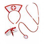 Sjuksköterskeset - 3 Delar