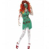 Zombie Scrub Nurse - Kostym till Dam