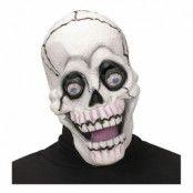 Glad Dödskalle Mask