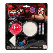 Face-On Clown Sminkset