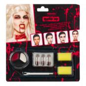 Halloween Sminkset Vampire Queen