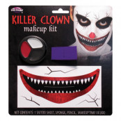 Killer Clown Sminkset