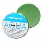 Kryolan Aquacolor Smink - Grön