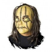 Läskigt Ansikte med Stygn Mask - One size