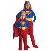 Supergirl Maskeraddräkt Barn Large