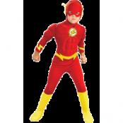 The Flash Deluxe Maskeraddräkt Barn