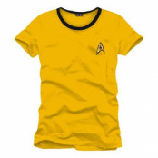 Star Trek Kirk Uniform T-shirt