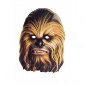 Pappmask  Chewbacca