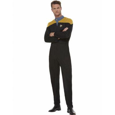 Licensierad Star Trek Voyager Dräkt till Man