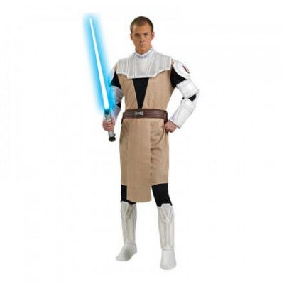 Obi Wan Kenobi Deluxe Maskeraddräkt
