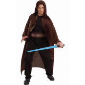 Star Wars Jedi Set Maskeraddräkt