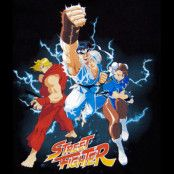 Street Fighter Trio T-Shirt
