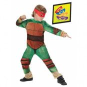 Ninja Turtles Maskeraddräkt Barn Medium