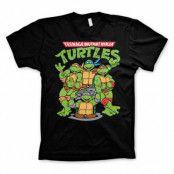 T-shirt, Teenage Mutant Ninja Turtles S