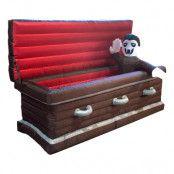 Uppblåsbar Kista med Vampyr