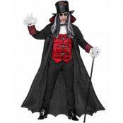 Vampyr Maskeraddräkt (Herr)